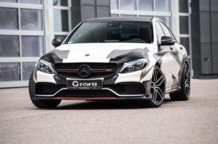 G Power Mercedes C63 AMG W205 2018 Tuning 3 310x205 Brutal   800 PS im G Power Mercedes C63 AMG (W205)