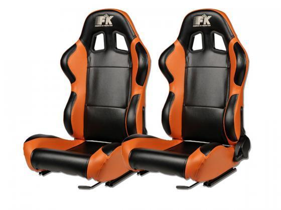 Half-shell seats by FK Tuning Recaro, Sparco, Bridge & Co. Interesting facts about sports seats