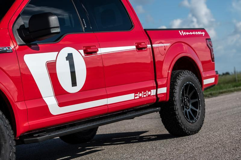 Hennessey Performance Ford F 150 Heritage Edition Tuning 19 Hennessey Performance Ford F 150 Heritage Edition mit 758 PS
