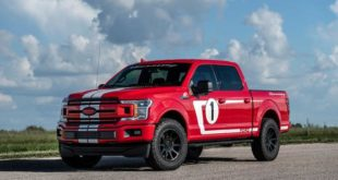 Hennessey Performance Ford F 150 Heritage Edition Tuning 2 310x165 50 Jahre Hot Wheels Ford F 150 Monster von Brad DeBerti
