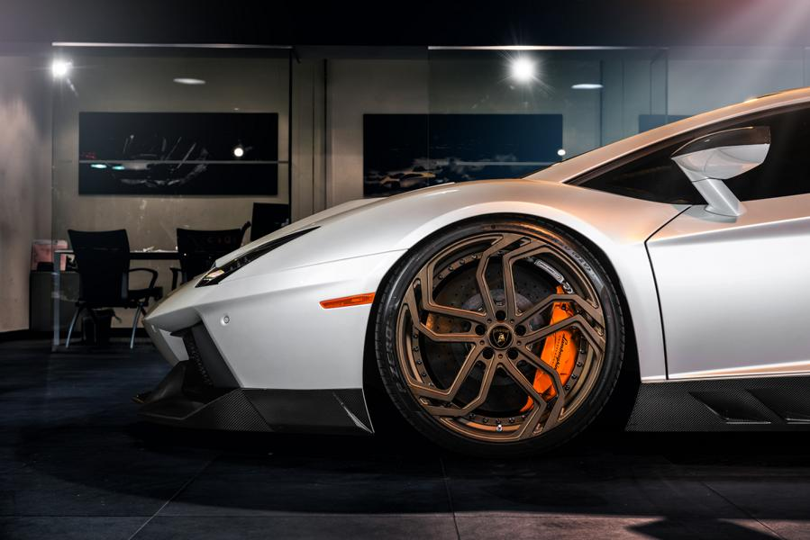 High End Novitec NL2 Forged Lamborghini Aventador Popular in the tuning scene, what are forged wheels?