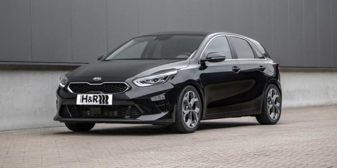 Korea Shooting Brake: H&R Sportfedern für den KIA Ceed