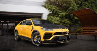 Lamborghini Urus Giallo Auge gelb Widebody Kit Topcar Tuning 4 310x165 Inferno light: TopCar Mercedes G Klasse IV (W463A) Bodykit