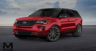 MAD Industries 2018 Ford Explorer Sport Tuning SEMA 3 310x165 SEMA Vorschau: MAD Industries 2018 Ford Explorer Sport