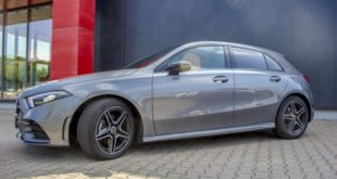 Mercedes A 200 W177 Chiptuning DTE Systems 1 310x165 Alpine A110 mit DTE Chiptuning auf 292 PS & 369 NM