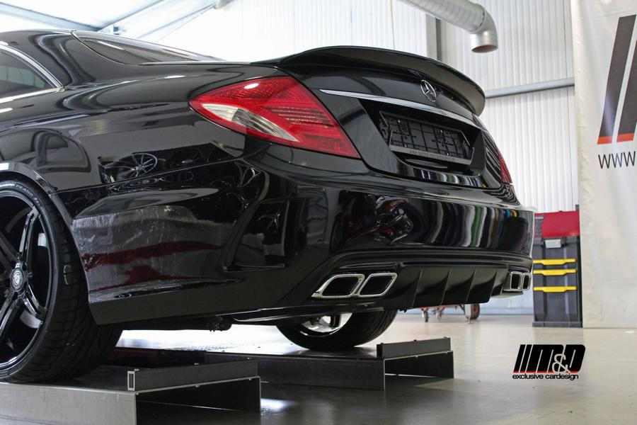 Mercedes CL500 C216 Prior Design V4 Bodykit 1 M&D Exclusive Cardesign Mercedes CL500 Coupe (C216)
