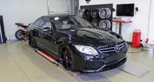 Mercedes CL500 C216 Prior Design V4 Bodykit 7 310x165 M&D Exclusive Cardesign Mercedes CL500 Coupe (C216)