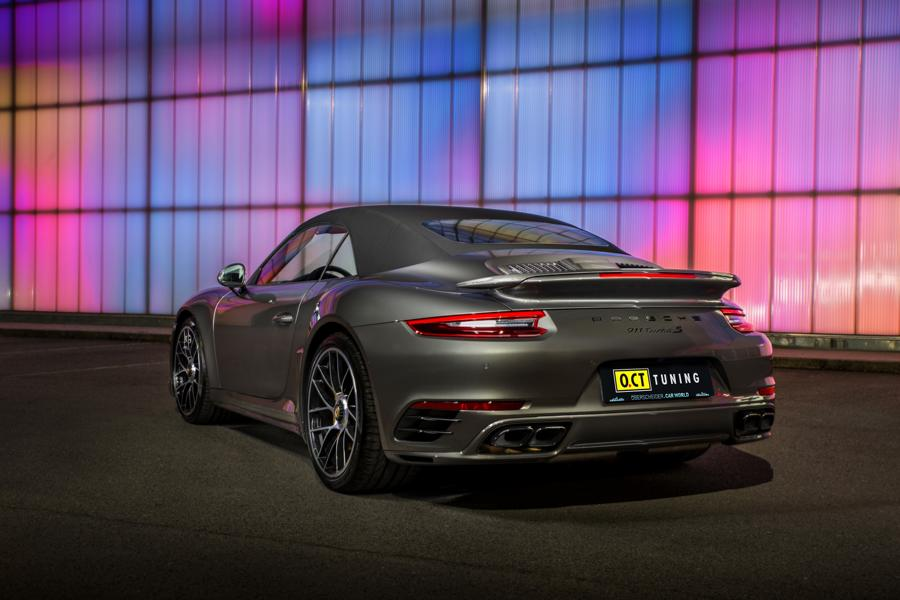 X.CT Porsche 911 TurboTurbo S 991.2 Tuning 2 9 Sec at 200 km / h! O.CT Porsche 911 Turbo / Turbo S
