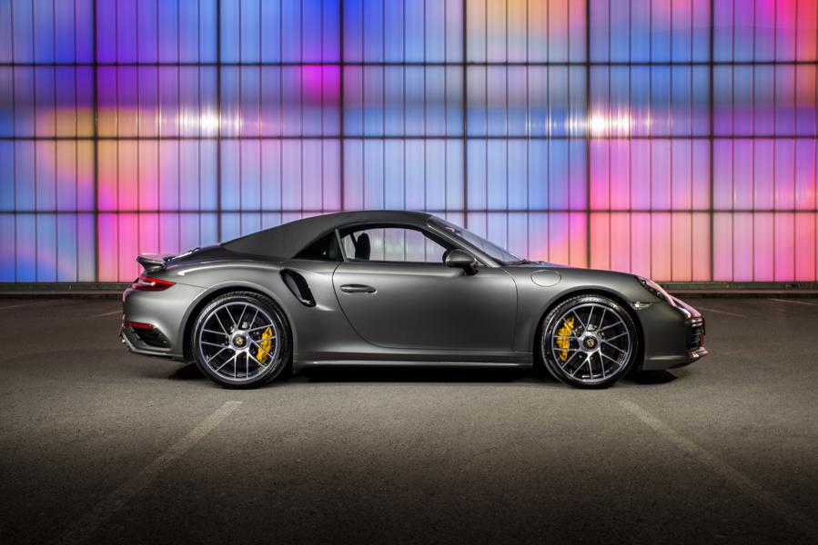 X.CT Porsche 911 TurboTurbo S 991.2 Tuning 3 9 Sec at 200 km / h! O.CT Porsche 911 Turbo / Turbo S