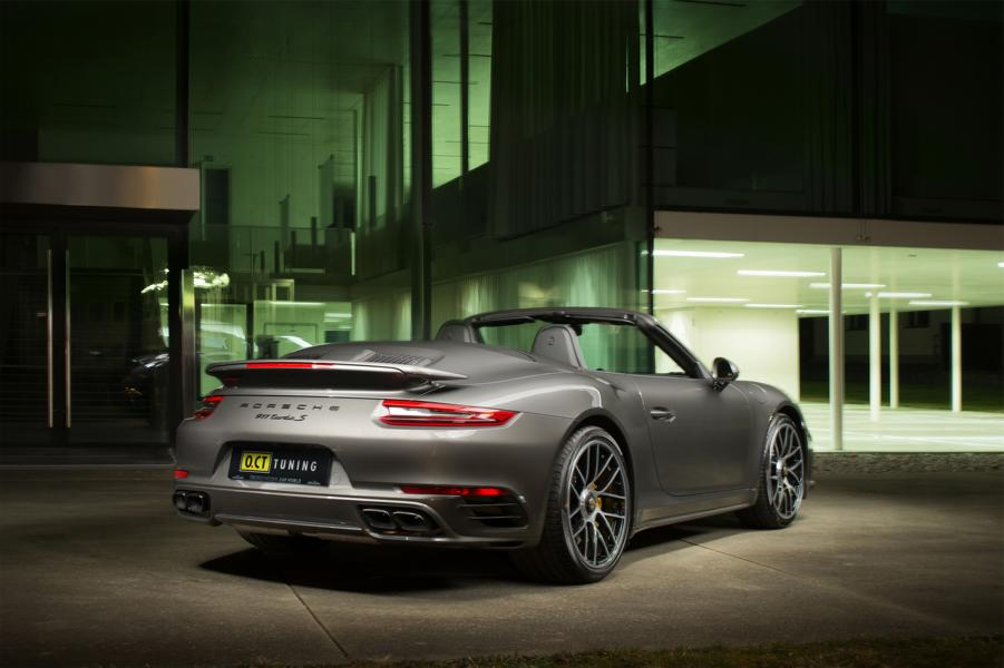 X.CT Porsche 911 TurboTurbo S 991.2 Tuning 5 9 Sec at 200 km / h! O.CT Porsche 911 Turbo / Turbo S