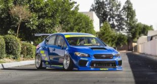 OIRAM Widebody Subaru WRX STI Tuning 15 310x165 Video: Evolve BMW M5 F90 mit Eibach Sportfedern