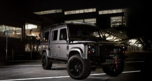 PROJECT STORM V8 Tuning Land Rover Defender 2018 5 310x165 The Force: Defender 130 Pickup mit 565 PS V8 by ECD