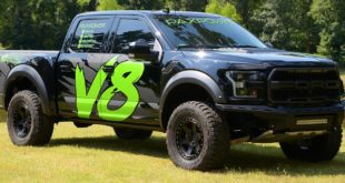 Paxpower Ford F 150 V8 Raptor Kompressor Tuning Platinum 13 310x165 Paxpower Ford F 150 V8 Raptor mit 758 PS & 813 NM