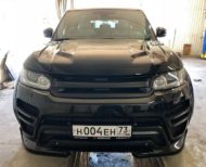 Range Rover Sport Renegade Widebody Tuning 7 190x154 Die Alternative? Range Rover Sport mit Renegade Bodykit