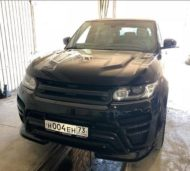 Range Rover Sport Renegade Widebody Tuning 8 190x171 Die Alternative? Range Rover Sport mit Renegade Bodykit