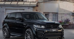 Range Rover Sport Renegade Widebody Tuning 9 310x165 Deutlich breiter: Renegade Design BMW X5 G05 Punisher