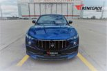 Renegade Design Bodykit Tuning Maserati Levante 12 155x103 Dezent: Renegade Design Bodykit am Maserati Levante