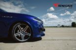Renegade Design Bodykit Tuning Maserati Levante 13 155x103 Dezent: Renegade Design Bodykit am Maserati Levante