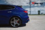 Renegade Design Bodykit Tuning Maserati Levante 2 155x103 Dezent: Renegade Design Bodykit am Maserati Levante
