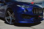 Renegade Design Bodykit Tuning Maserati Levante 20 155x103 Dezent: Renegade Design Bodykit am Maserati Levante