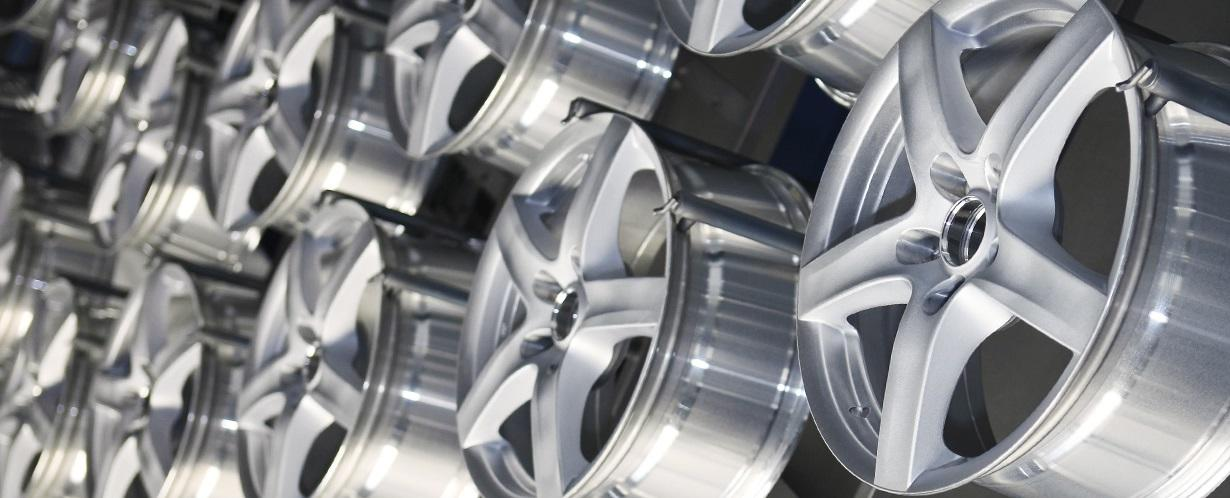 Forged Wheels Alloy Wheels Steel Wheels Differences Popular in the Tuning Scene What are Black Forged Wheels?