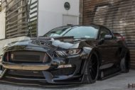 SigalaHCM Widebody GT350RR Shelby Ford Mustang GT 2 190x127 Sigala/HCM Widebody GT350RR Shelby Ford Mustang GT