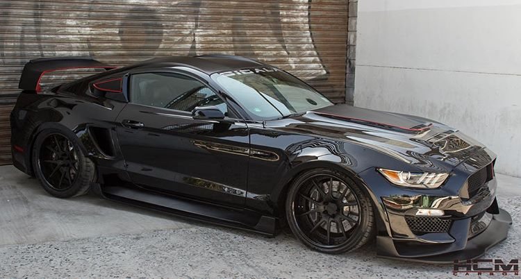 SigalaHCM Widebody GT350RR Shelby Ford Mustang GT 9 Sigala/HCM Widebody GT350RR Shelby Ford Mustang GT