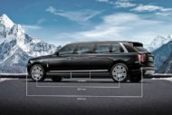 Stretch Rolls Royce Cullinan Klassen Automobile Tuning 2 190x127 Long tail Rolls Royce Cullinan by Klassen Automobile