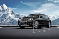 Stretch Rolls Royce Cullinan Klassen Automobile Tuning 3 190x127 Long tail Rolls Royce Cullinan by Klassen Automobile