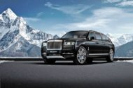 Stretch Rolls Royce Cullinan Klassen Automobile Tuning 4 190x127 Long tail Rolls Royce Cullinan by Klassen Automobile