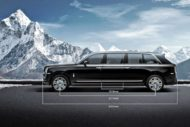 Stretch Rolls Royce Cullinan Klassen Automobile Tuning 5 190x127 Long tail Rolls Royce Cullinan by Klassen Automobile