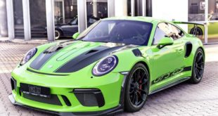 TECHART Porsche 911 GT3 RS Carbon Parts Tuning 2018 5 310x165 Irre! 82.000€ Folierung in Gold am Porsche 911 GT2 RS