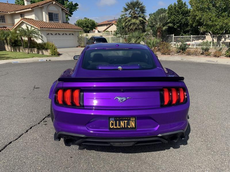 TJIN Edition Ford Mustang Widebody 27 TJIN Edition Ford Mustang Widebody zur SEMA Auto Show