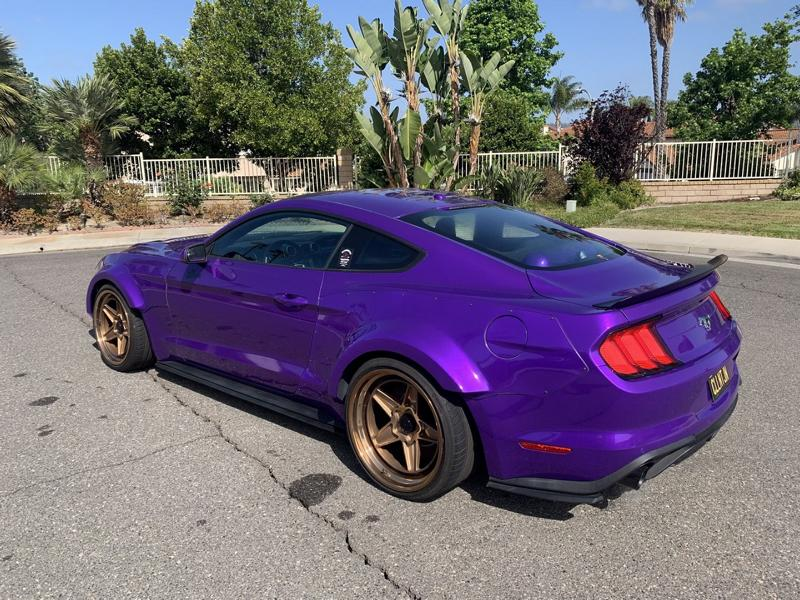 TJIN Edition Ford Mustang Widebody 29 TJIN Edition Ford Mustang Widebody zur SEMA Auto Show