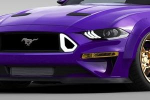 TJIN Edition Ford Mustang Widebody SEMA 2018 Tuning 2 e1539592475146 TJIN Edition Ford Mustang Widebody zur SEMA Auto Show