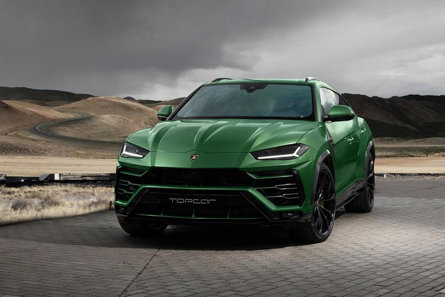 TOPCAR Carbon Bodykit Lamborghini Urus Tuning 1 1 Info: Wofür das 3F Tuning steht und was es ausmacht!