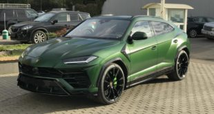 TOPCAR Carbon Bodykit Lamborghini Urus Tuning 1 310x165 Video: Tesla Model X P100D vs. Ferrari 812 Superfast