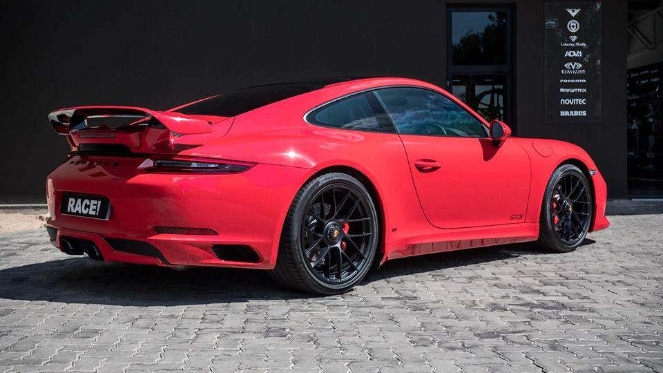 TechArt Porsche 991 GTS Tuning 2018 3 TechArt Porsche 991 GTS vom Tuner Race! South Africa