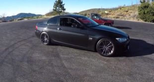 Tuning BMW 335i E92 310x165 Video: Cadillac ATS von der Hoonigan Racing Division
