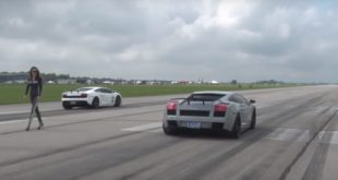 Underground Racing Lamborghini Gallardo Handschalter 310x165 Video: 950HP Mercedes AMG GLC63s vs. 820HP BMW 325i E30 Turbo
