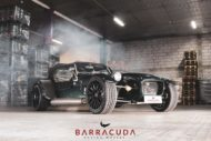 VM 77 Lotus Seven Replika Barracuda Tuning 1 190x127 17 Zoll Barracuda Karizzma Felgen am Lotus Seven Replika