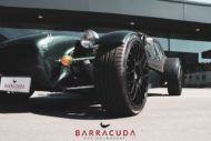 VM 77 Lotus Seven Replika Barracuda Tuning 11 190x127 17 Zoll Barracuda Karizzma Felgen am Lotus Seven Replika