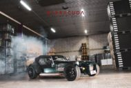 VM 77 Lotus Seven Replika Barracuda Tuning 2 190x127 17 Zoll Barracuda Karizzma Felgen am Lotus Seven Replika