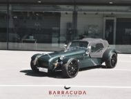 VM 77 Lotus Seven Replika Barracuda Tuning 4 190x143 17 Zoll Barracuda Karizzma Felgen am Lotus Seven Replika