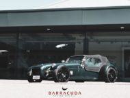 VM 77 Lotus Seven Replika Barracuda Tuning 6 190x143 17 Zoll Barracuda Karizzma Felgen am Lotus Seven Replika