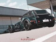 VM 77 Lotus Seven Replika Barracuda Tuning 8 190x143 17 Zoll Barracuda Karizzma Felgen am Lotus Seven Replika