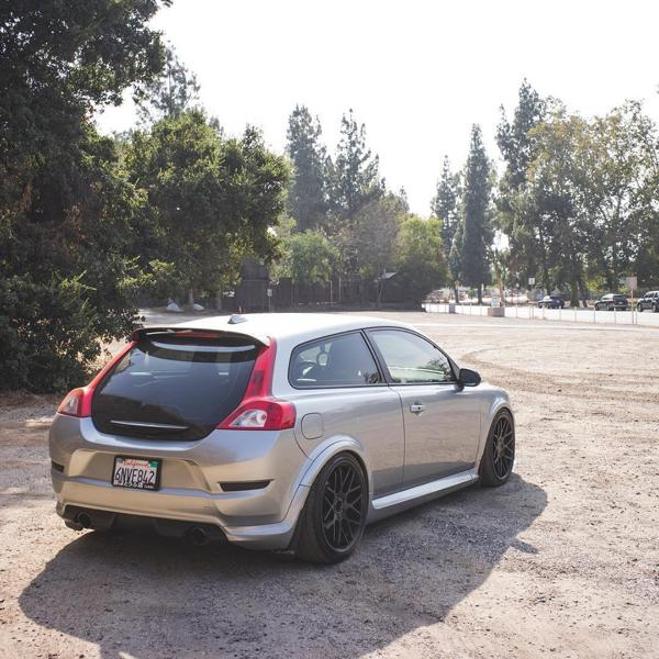 Volvo V30 Clinched Widebody-Kit Vertini Tuning (1)
