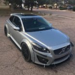 Volvo V30 Clinched Widebody Kit Vertini Tuning 11 155x155 Volvo V30 Clinched Widebody Kit Vertini Tuning (11)