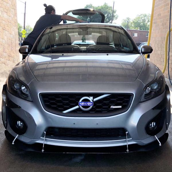 Volvo V30 Clinched Widebody-Kit Vertini Tuning (17)