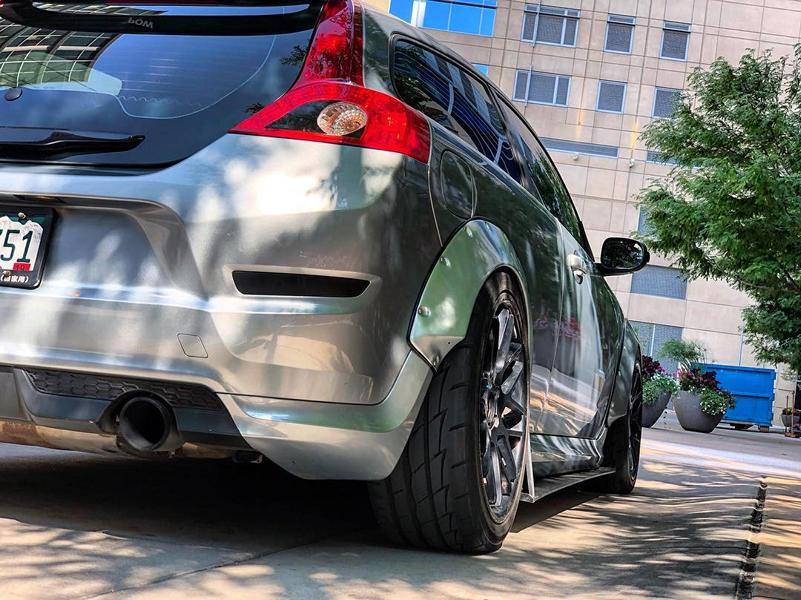 Volvo V30 Clinched Widebody-Kit Vertini Tuning (4)